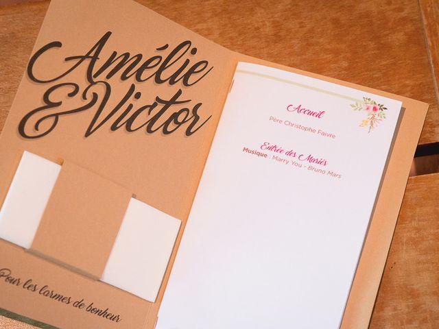 Le mariage de Victor et Amélie à Verderonne, Oise 52