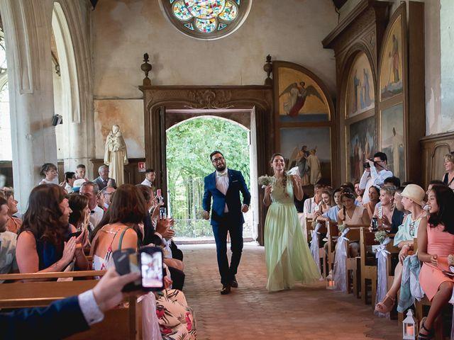 Le mariage de Victor et Amélie à Verderonne, Oise 54