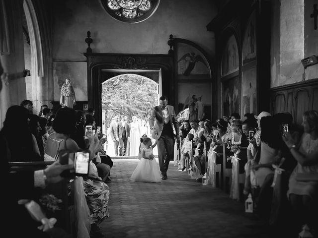 Le mariage de Victor et Amélie à Verderonne, Oise 61