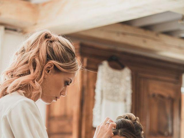 Le mariage de Thomas et Julie à Saint-Julien-en-Genevois, Haute-Savoie 11