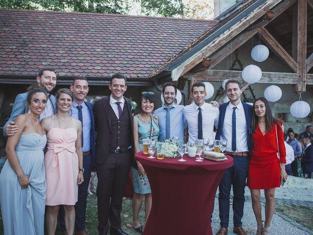 Le mariage de Thomas et Julie à Saint-Julien-en-Genevois, Haute-Savoie 25