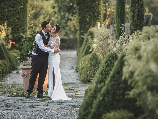 Le mariage de Thomas et Julie à Saint-Julien-en-Genevois, Haute-Savoie 37