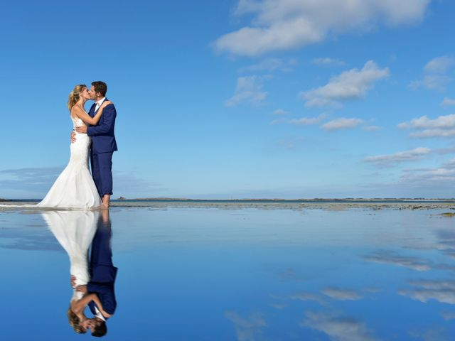 Le mariage de Aurélie et Yann