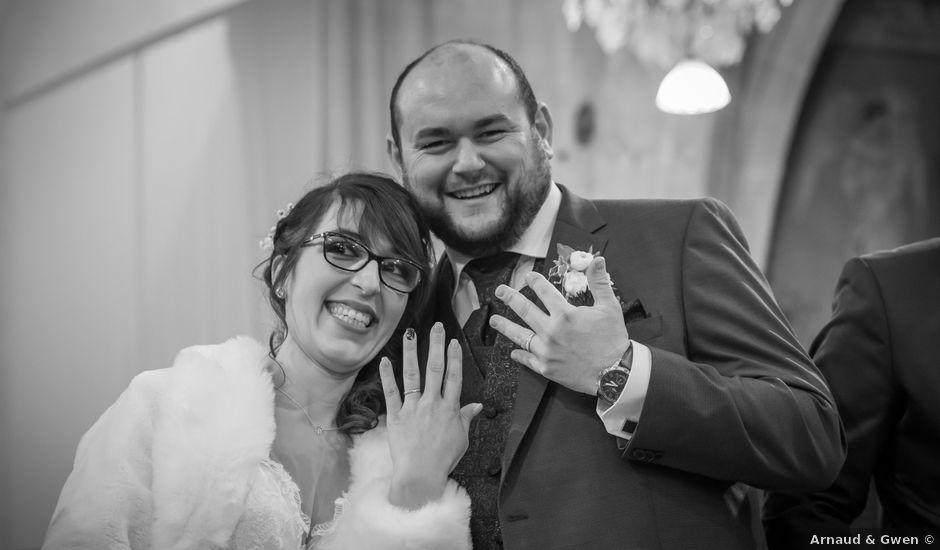 Le mariage de Thomas et Stéphanie à Ingré, Loiret