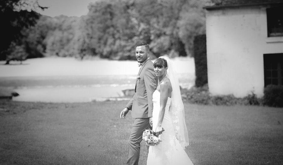 Le mariage de Victor et Amélie à Verderonne, Oise