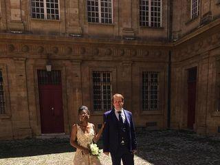 Le mariage de Alban et Renelda 2