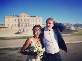 Le mariage de Alban et Renelda