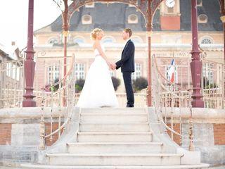 Le mariage de Sébastien et Ludivine