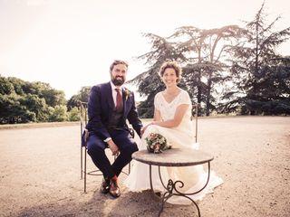 Le mariage de Maylis et Cyril