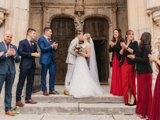 Le mariage de Yulia et Anthony