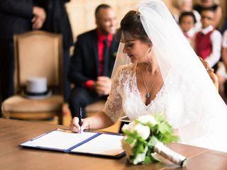 Le mariage de Johanna et Eddy 1