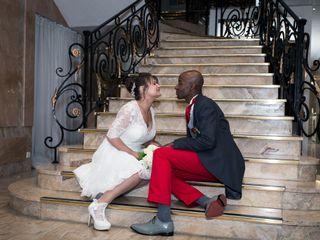 Le mariage de Johanna et Eddy