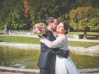 Le mariage de Claire et Jean Baptiste