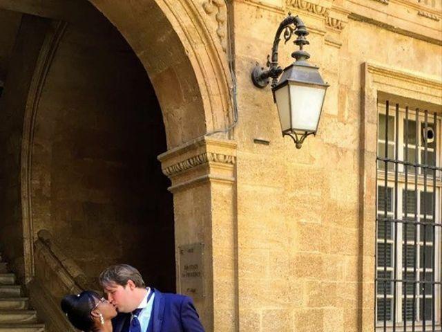 Le mariage de Renelda et Alban à Aix-en-Provence, Bouches-du-Rhône 1