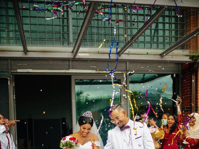 Le mariage de Jason  et Elodie  à Évry, Essonne 1