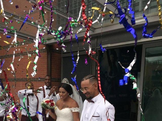 Le mariage de Jason  et Elodie  à Évry, Essonne 2
