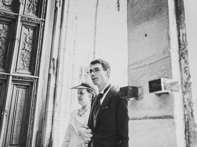 Le mariage de Adrien et Marina à Saint-Étienne-des-Oullières, Rhône 15
