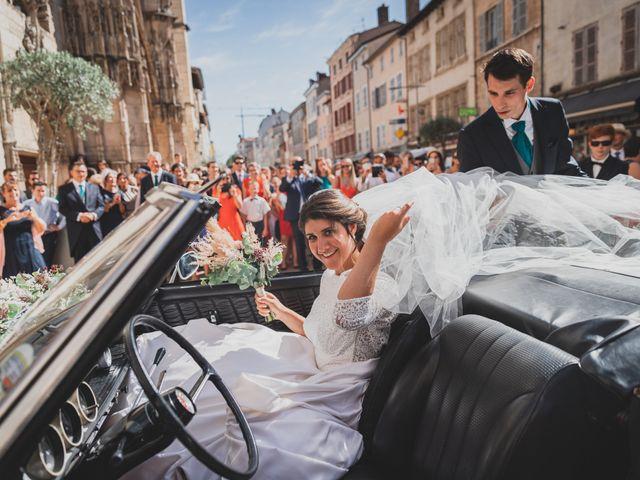 Le mariage de Adrien et Marina à Saint-Étienne-des-Oullières, Rhône 26