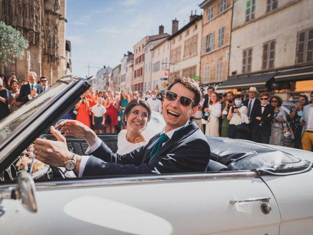 Le mariage de Marina et Adrien