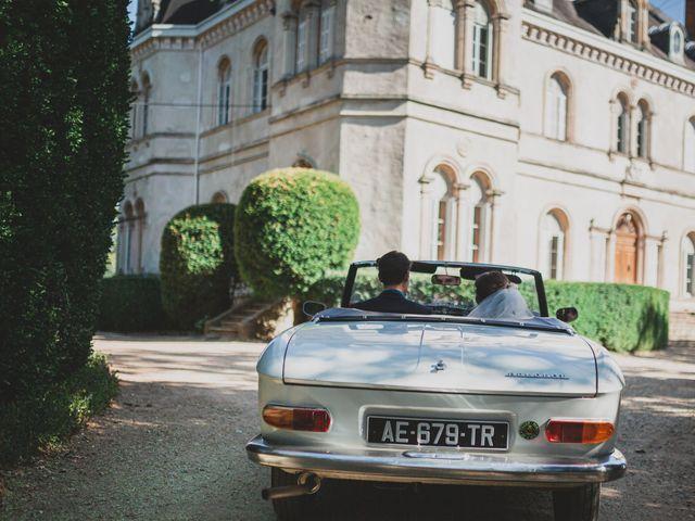 Le mariage de Adrien et Marina à Saint-Étienne-des-Oullières, Rhône 27