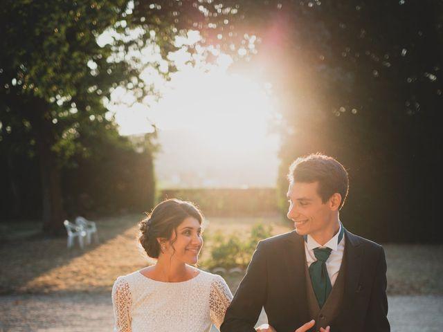 Le mariage de Adrien et Marina à Saint-Étienne-des-Oullières, Rhône 44