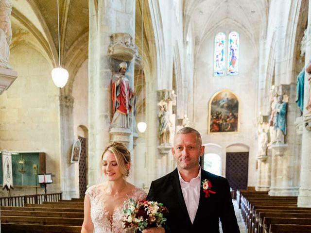 Le mariage de Anthony et Yulia à Beaune, Côte d'Or 9