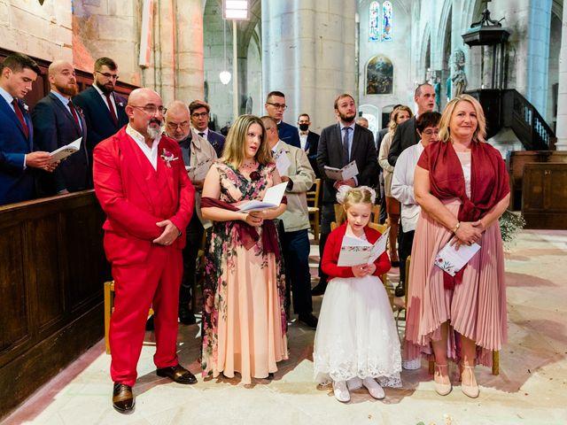 Le mariage de Anthony et Yulia à Beaune, Côte d'Or 11