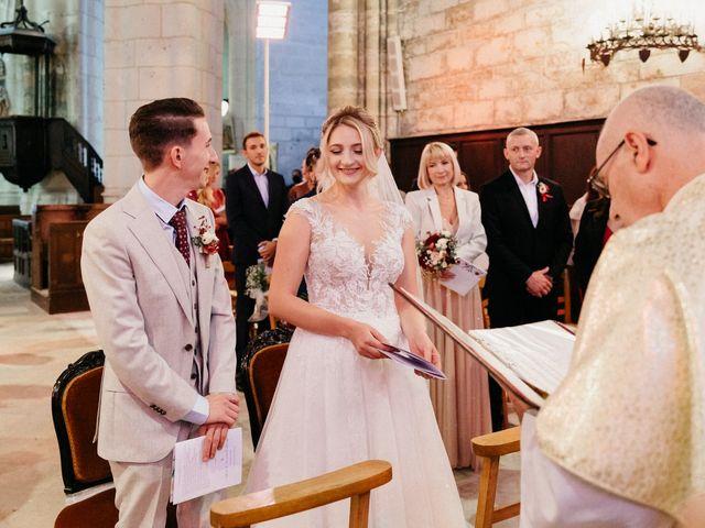 Le mariage de Anthony et Yulia à Beaune, Côte d'Or 26
