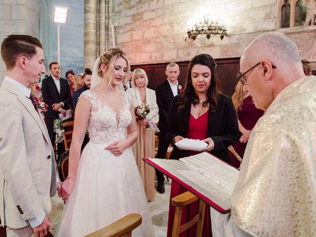 Le mariage de Anthony et Yulia à Beaune, Côte d'Or 34