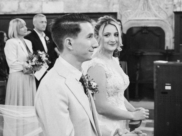 Le mariage de Anthony et Yulia à Beaune, Côte d'Or 61
