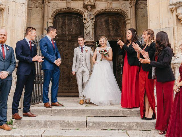 Le mariage de Anthony et Yulia à Beaune, Côte d'Or 73