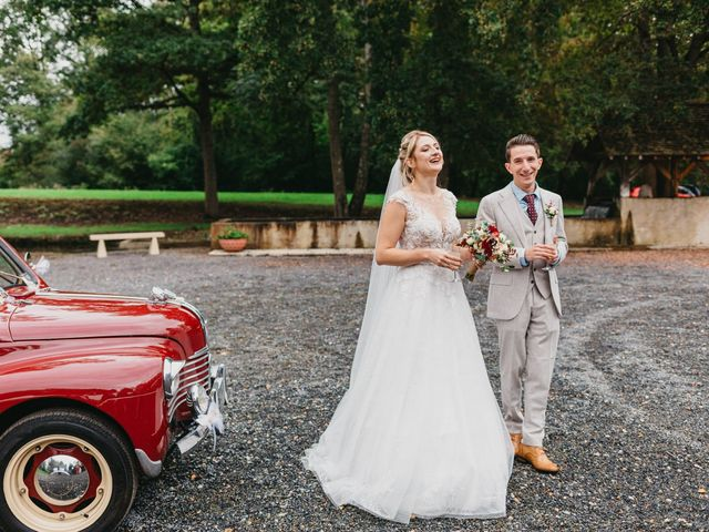 Le mariage de Anthony et Yulia à Beaune, Côte d'Or 103