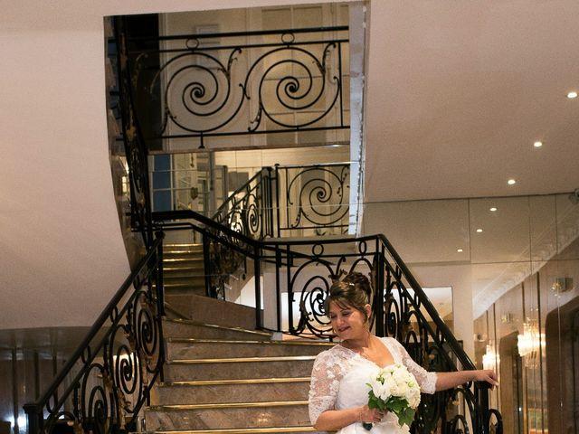 Le mariage de Eddy et Johanna à Paris, Paris 13