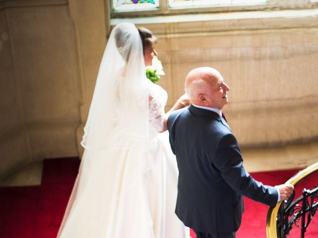 Le mariage de Eddy et Johanna à Paris, Paris 7