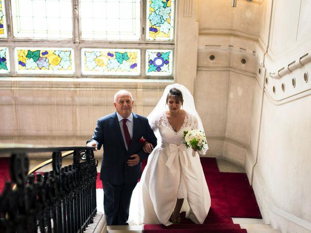 Le mariage de Eddy et Johanna à Paris, Paris 8