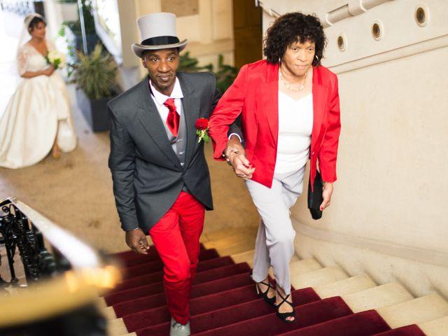 Le mariage de Eddy et Johanna à Paris, Paris 9