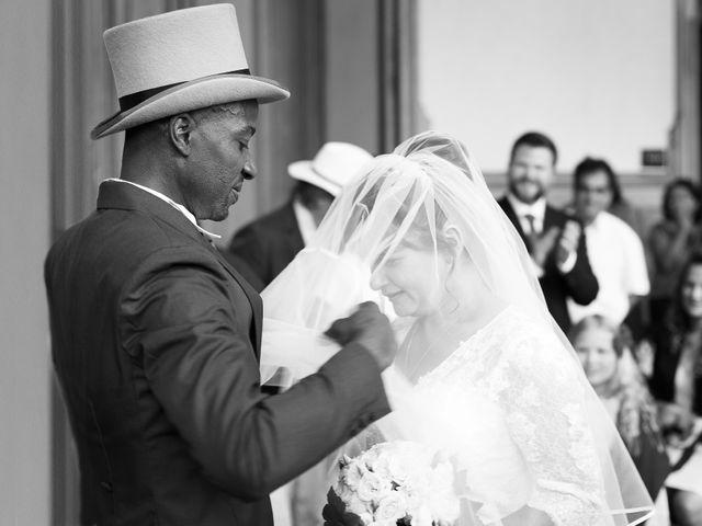 Le mariage de Eddy et Johanna à Paris, Paris 2