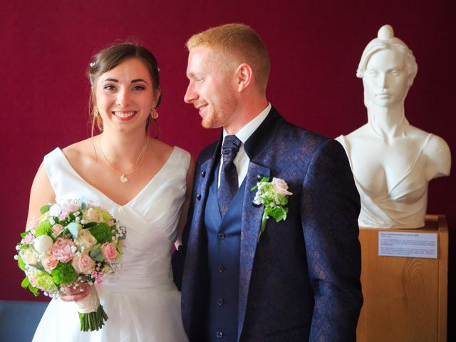 Le mariage de Jefferson et Aurore à Neuville-en-Ferrain, Nord 29