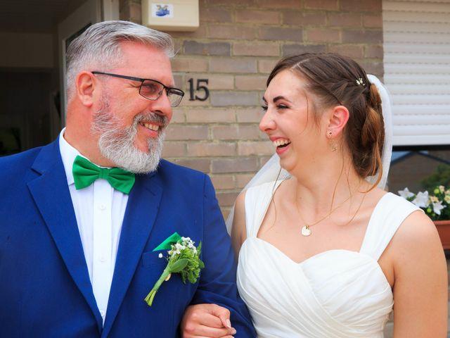 Le mariage de Jefferson et Aurore à Neuville-en-Ferrain, Nord 36