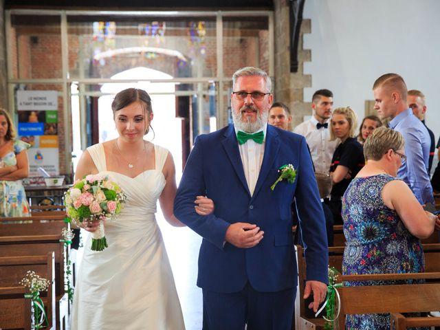 Le mariage de Jefferson et Aurore à Neuville-en-Ferrain, Nord 40