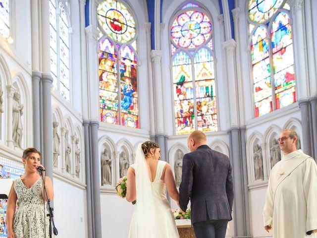 Le mariage de Jefferson et Aurore à Neuville-en-Ferrain, Nord 41