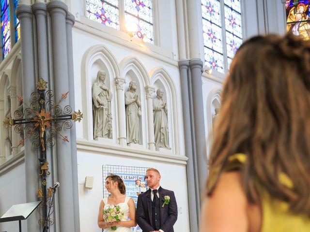 Le mariage de Jefferson et Aurore à Neuville-en-Ferrain, Nord 44
