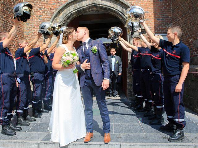 Le mariage de Jefferson et Aurore à Neuville-en-Ferrain, Nord 59