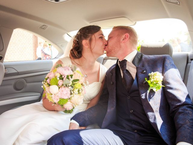 Le mariage de Jefferson et Aurore à Neuville-en-Ferrain, Nord 68
