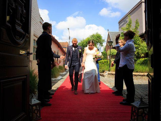 Le mariage de Jefferson et Aurore à Neuville-en-Ferrain, Nord 71