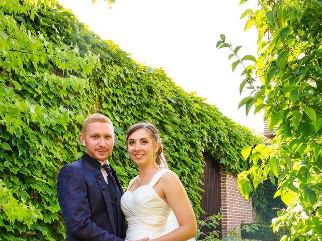Le mariage de Jefferson et Aurore à Neuville-en-Ferrain, Nord 1