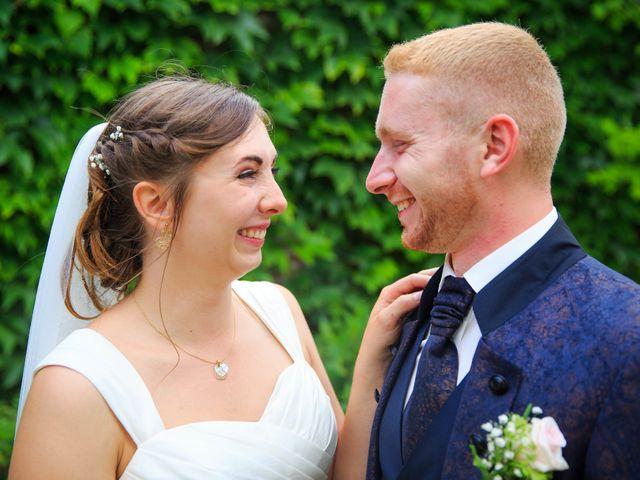 Le mariage de Jefferson et Aurore à Neuville-en-Ferrain, Nord 85