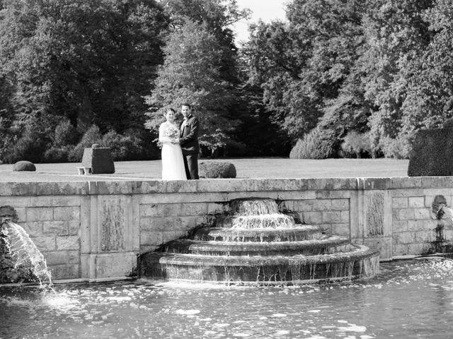 Le mariage de Jean Baptiste et Claire à Bouges-le-Château, Indre 2