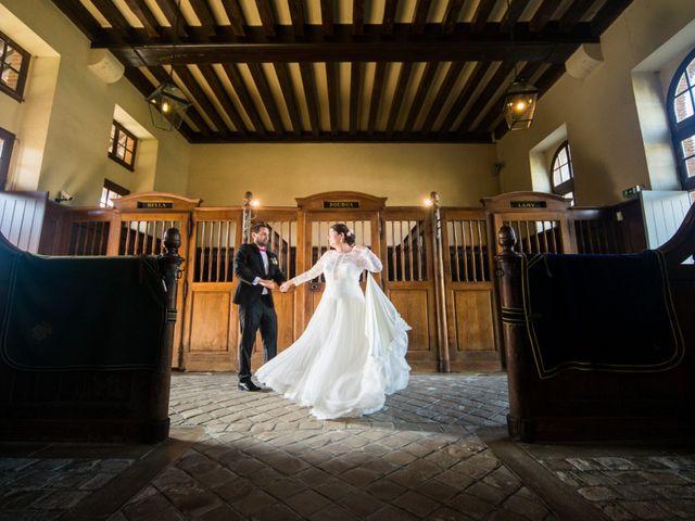 Le mariage de Jean Baptiste et Claire à Bouges-le-Château, Indre 4