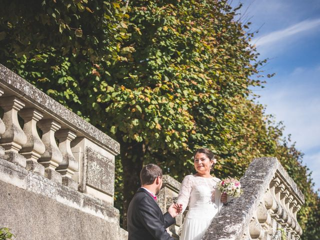 Le mariage de Jean Baptiste et Claire à Bouges-le-Château, Indre 5